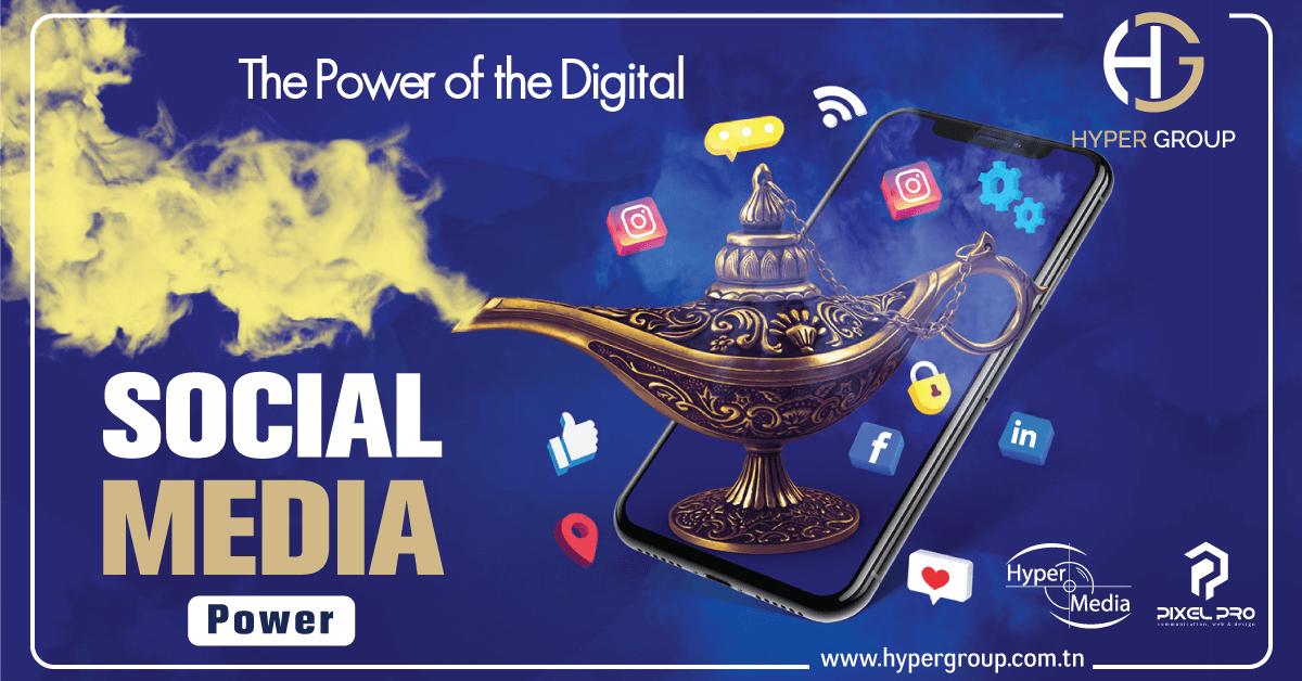 Les réseaux sociaux est un outil indispensable pour chaque type de société