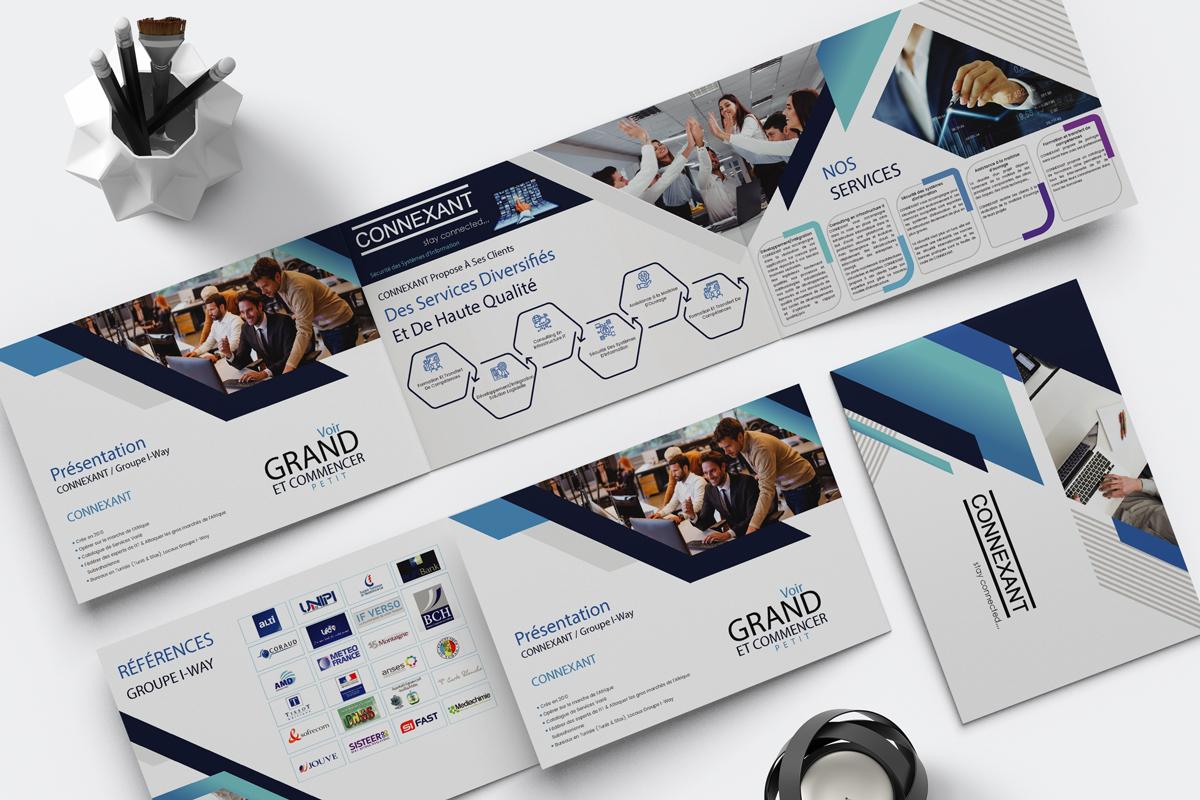 Brochure – Connexant